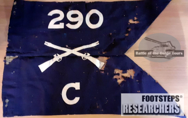 290th regiment C company Footstepsresearchers