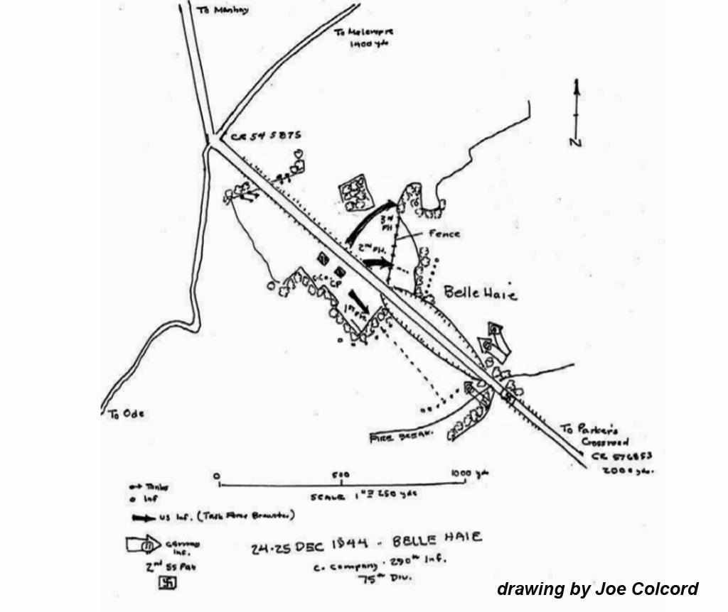 Lt Joe Colcord 75th infantry division