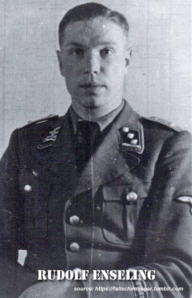 Rudolf Ensdeling 2nd SS Das Reich